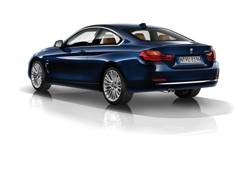 Foto Tecnicas Bmw Series 4 Coupe Cupe 2013