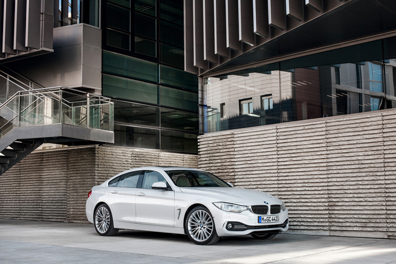Foto Exteriores Bmw Series 4 Gran Coupe Cupe 2014