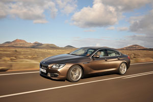 Foto bmw series-6-gran-coupe 2012