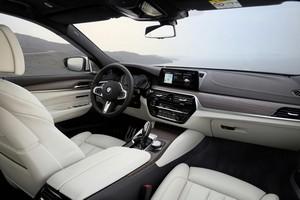 Foto Salpicadero Bmw Series-6-gt Sedan 2017