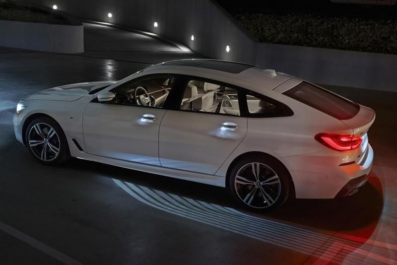 Foto Exteriores 3 Bmw Series-6-gt Sedan 2017