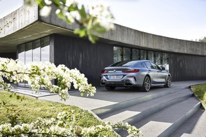 Foto Exteriores 1 Bmw Series-8-gran-coupe Sedan 2019