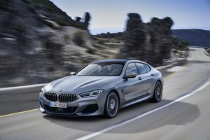Foto Exteriores 2 Bmw Series-8-gran-coupe Sedan 2019