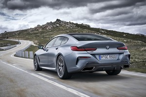 Foto Exteriores 4 Bmw Series-8-gran-coupe Sedan 2019