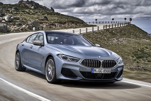 Foto Exteriores Bmw Series-8-gran-coupe Sedan 2019