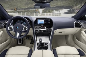 Foto Salpicadero Bmw Series-8-gran-coupe Sedan 2019