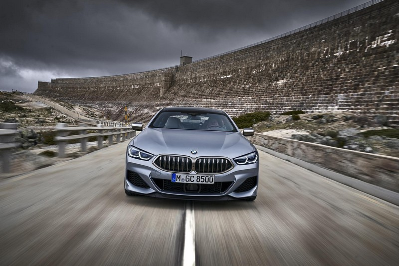Foto Delantera Bmw Series-8-gran-coupe Sedan 2019