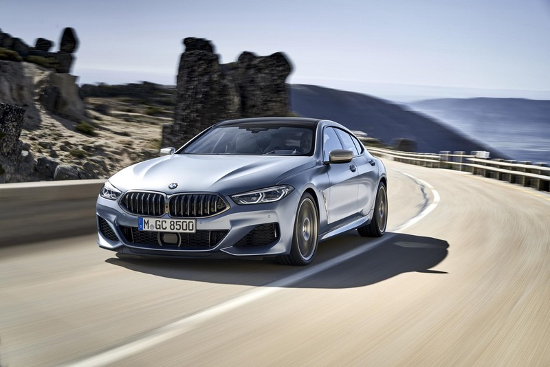 Foto Exteriores 3 Bmw Series-8-gran-coupe Sedan 2019