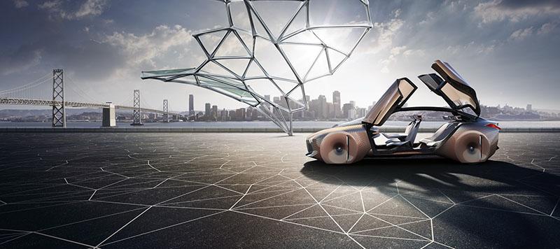 Foto Exteriores Bmw Vision Next 100 Prototipo 2016