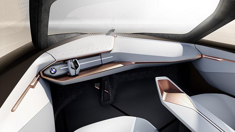 Interior BMW Vision Next 100