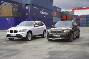 Prueba BMW X1 20d manual y 23d automático
