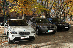 BMW X3 2010, entrevista a Rosa Caniego