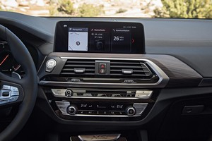 galeria de fotos bmw x3 2018 - interiores