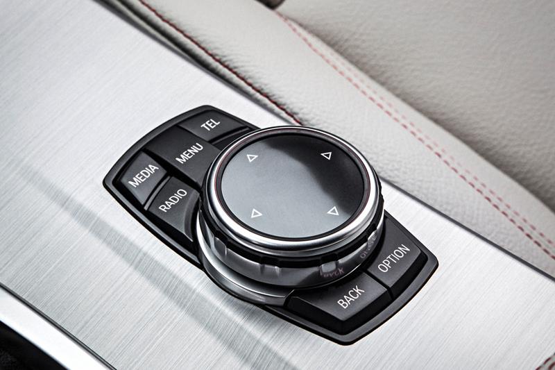 Mando infotainment BMW X4
