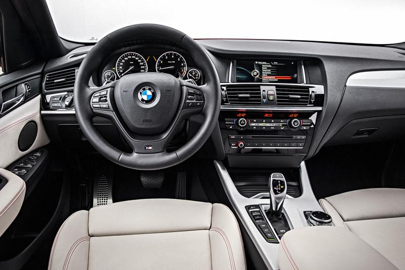 Salpicadero BMW X4
