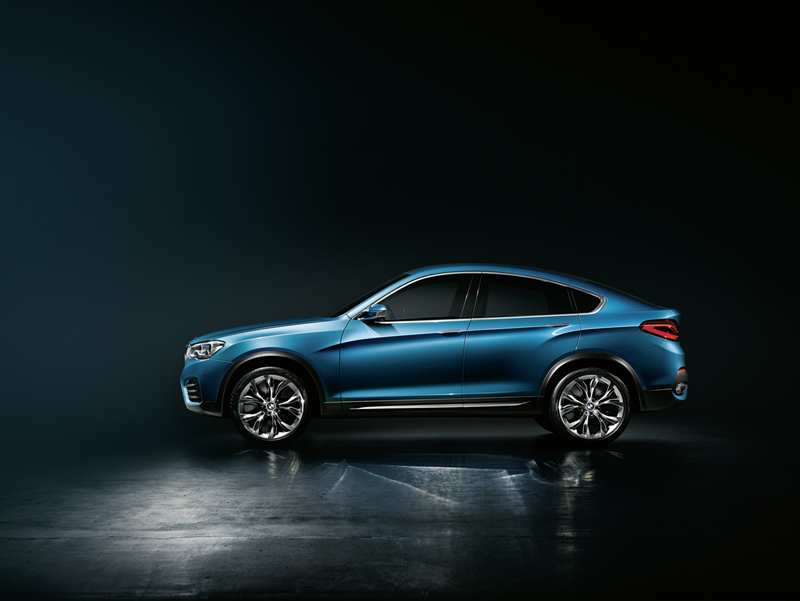 BMW X4 Concept 2013