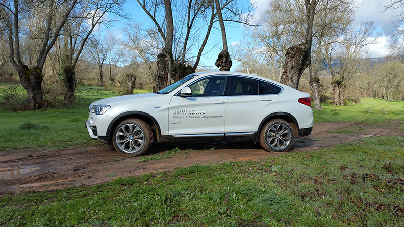 Foto Exteriores Bmw X4 Xdrive Experience Suv 2016