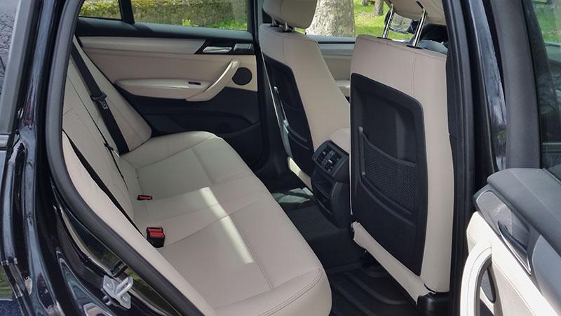 Foto Interiores Bmw X4 Xdrive Experience Suv 2016