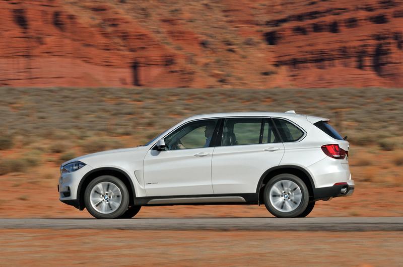BMW emisiones