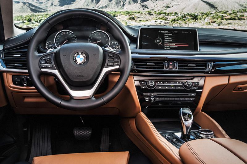 BMW X6 2014