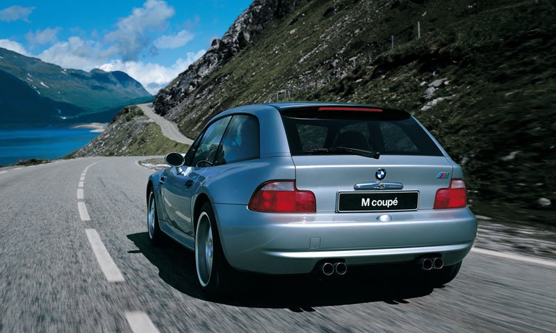 Foto Exteriores Bmw Z3 Cupe 2000