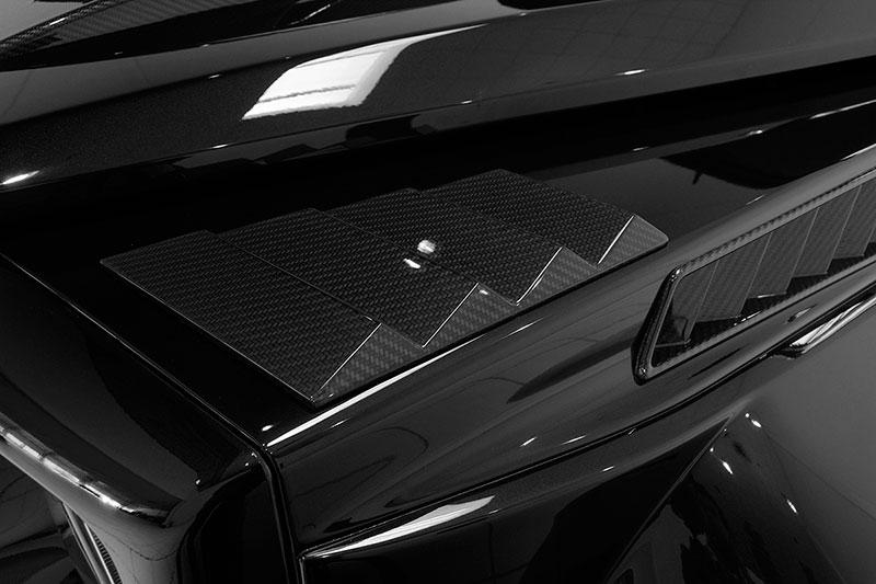 Foto Detalles Brabus 800 G65 Suv Todocamino 2015