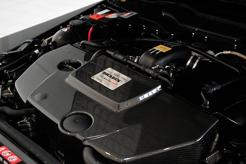 Foto Tecnica Brabus 800 G65 Suv Todocamino 2015