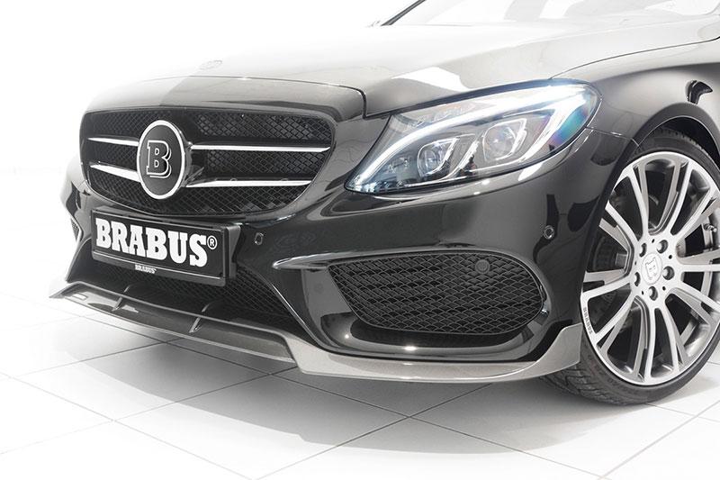 Foto Detalles Brabus C Class Sedan 2015