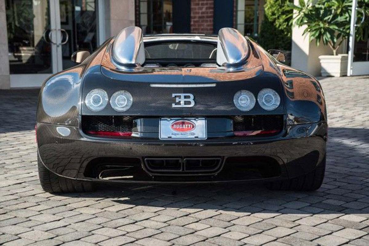 foto detalles 2 bugatti veyron vitesse le diamant noir descapotable 2014. Black Bedroom Furniture Sets. Home Design Ideas
