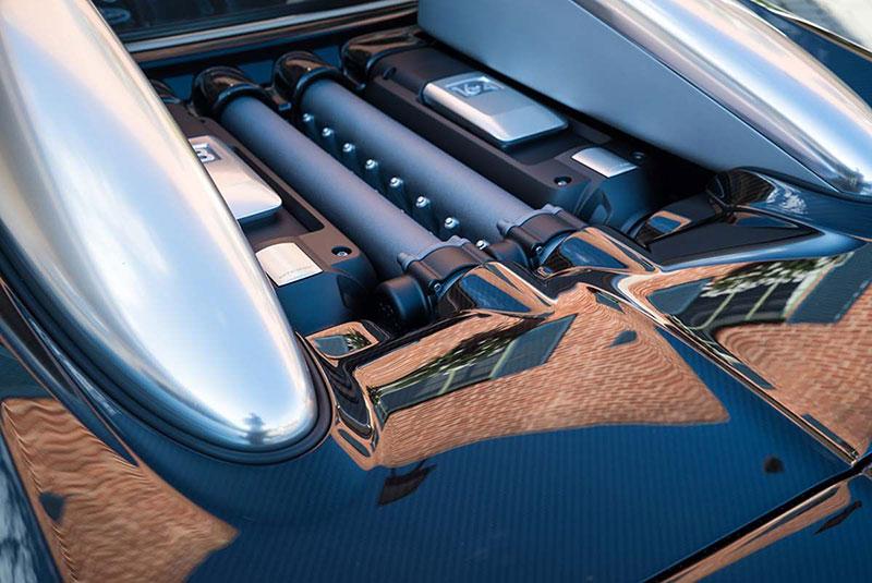 foto detalles 15 bugatti veyron vitesse le diamant noir descapotable 2014. Black Bedroom Furniture Sets. Home Design Ideas