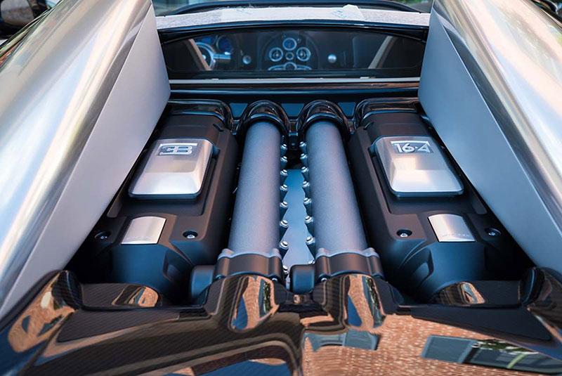 foto detalles 16 bugatti veyron vitesse le diamant noir descapotable 2014. Black Bedroom Furniture Sets. Home Design Ideas