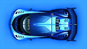 Foto bugatti Vision-Gran-turismo 2015