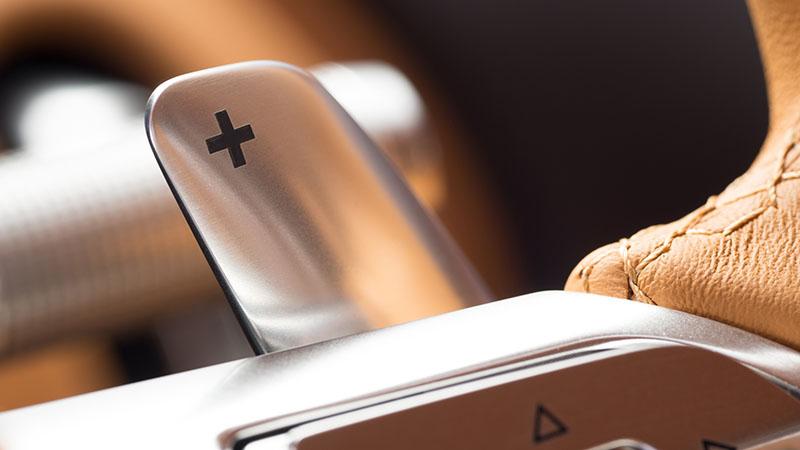 Foto Detalles Bugatti Chiron Cupe 2016