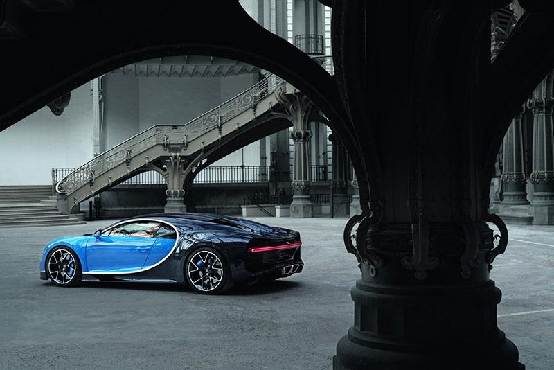 Foto Exteriores Bugatti Chiron Cupe 2016
