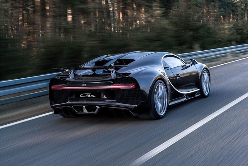 Nuevo Bugatti Chiron