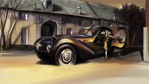 Foto Detalles (10) Bugatti Legend-jean-bugatti Cupe 2013