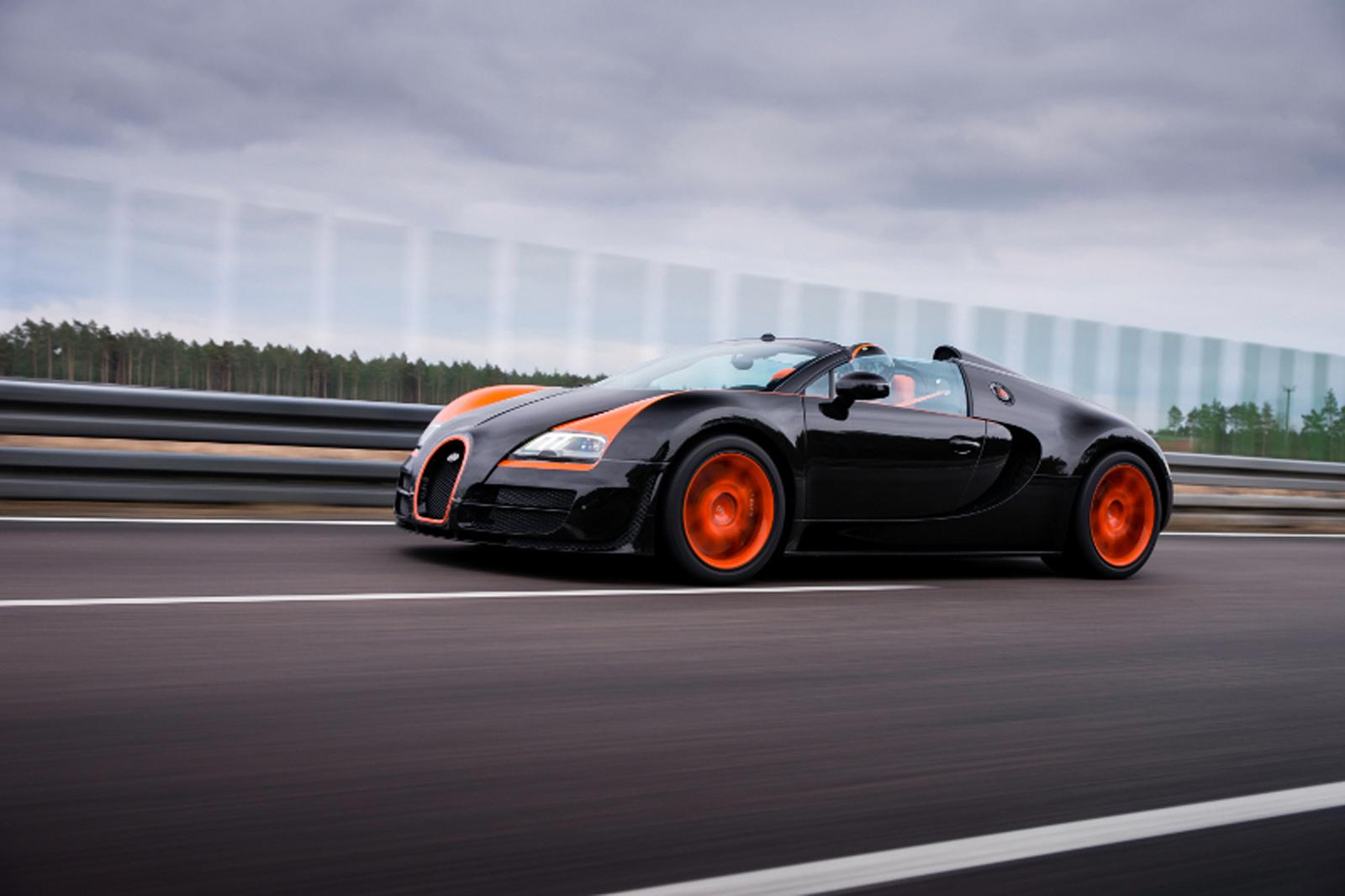 foto exteriores 13 bugatti veyron grand sport vitesse record cupe 2013. Black Bedroom Furniture Sets. Home Design Ideas