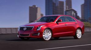 Foto Delantera Cadillac Ats Sedan 2012