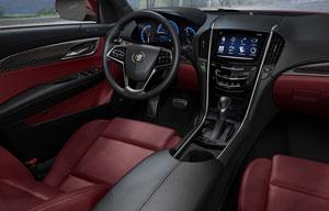 Foto Interiores (2) Cadillac Ats Sedan 2012