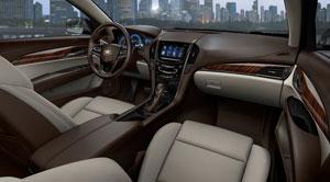 Foto Interiores (3) Cadillac Ats Sedan 2012