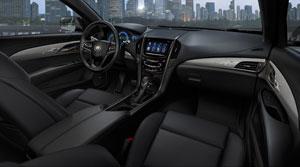 Foto Interiores (4) Cadillac Ats Sedan 2012