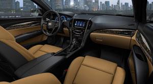 Foto Interiores (5) Cadillac Ats Sedan 2012