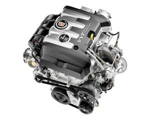 Foto Tecnicas Cadillac Ats Sedan 2012