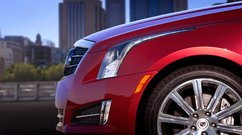 Foto Detalles Cadillac Ats Sedan 2012
