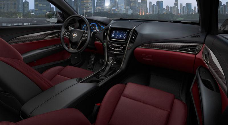 Foto Salpicadero Cadillac Ats Sedan 2012