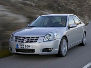 Foto Delantero Cadillac Bls Sedan 2008