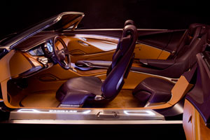 Foto 012, Cadillac Ciel Concept Cadillac Ciel Concept 2012