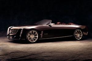 Foto Delantera Cadillac Ciel Concept 2012
