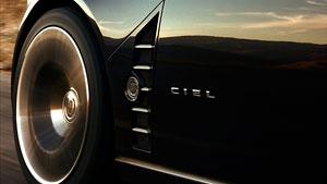 Foto Detalles (1) Cadillac Ciel Concept 2012