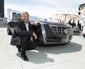 Foto Exteriores (1) Cadillac Ciel Concept 2012